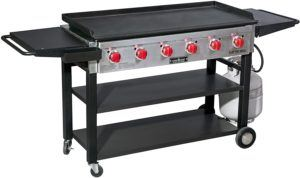Camp Chef Flat Top Grill 900