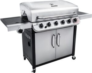 Char-Broil Performance 650 6-Burner Gas Grill