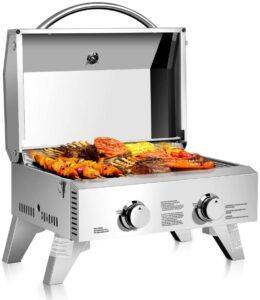 Giantex Propane Tabletop Gas Grill