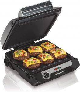 Hamilton Beach 3-in-1 Indoor Electric Grill