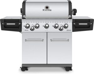 Broil King 958347 Regal S590 Pro Gas Grill