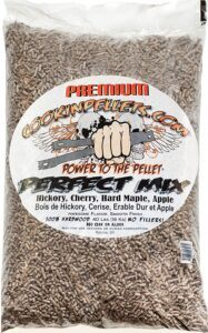 CookinPellets 40PM Perfect Mix