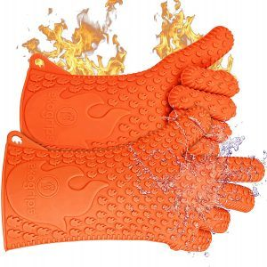 Jolly Green Ekogrips Premium BBQ Oven Gloves