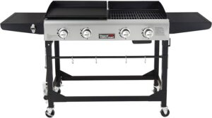 Royal Gourmet GD401 Grill Griddle Combo
