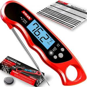 Smak Digital Instant Read Meat Thermometer