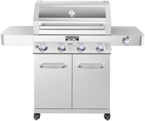 Monument Grills 41847NG Natural Gas Grill