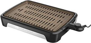George Foreman Smokeless Indoor Grill