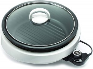 Aroma Housewares 3-in-1 Cool-Touch Grill