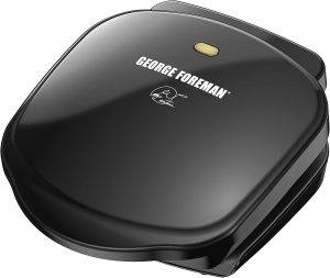 George Foreman 2-Serving Classic Grill