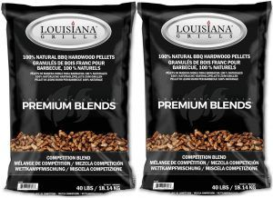 Louisiana Grills 55405 Competition Blend Pellets