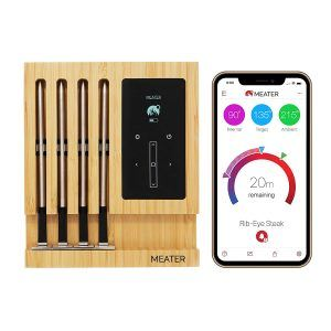 Meater Block Premium Wireless Smart Meat Thermometer