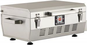 Solaire SOL-EV17A Portable Infrared Gas Grill